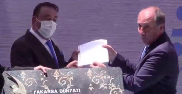 Memleket Partisi il Başkanı açıklandı