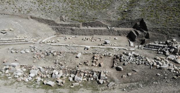 Romalıların Apemi'a kentinde kazı çalışması tekrar başlıyor