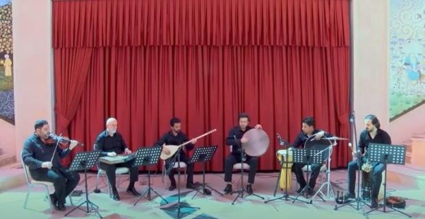TÜDAM'dan Ramazan ayı özel konseri