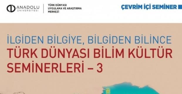 Türk Dünyası'nda bölgesel sorunlar tartışılacak
