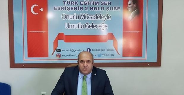 Üniversitelerde yetki Türk Eğitim-Sen'de