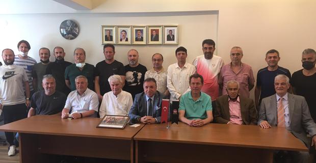 Ahmet Bingöl yeniden aday