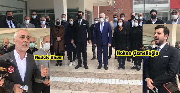 AK Parti istifa istedi