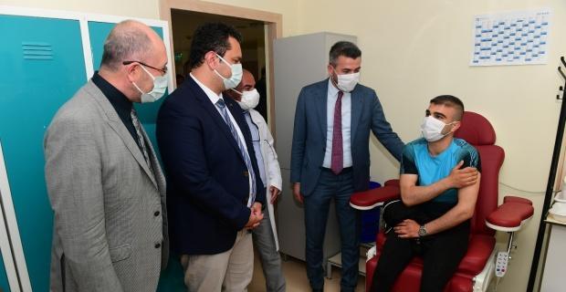 Anadolu'da aşı kampanyası başladı
