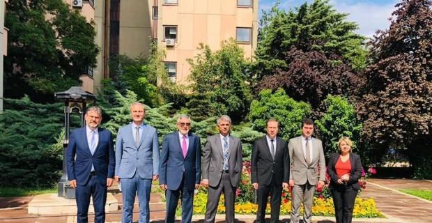 Bozkurt'tan Kültür ve Turizm Bakanlığına ziyaret