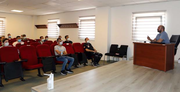 Belediye personeline AFAD'dan eğitim