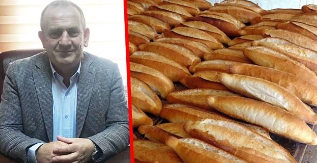 Ekmek zammının nedenini açıkladı.