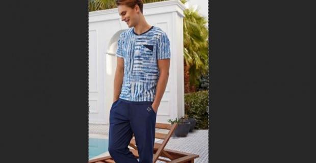 Erkek Pijama Takımı Rahatlığı