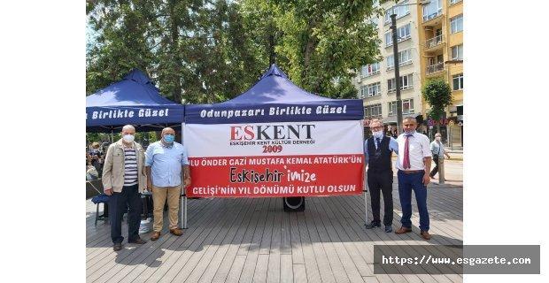 ESKENT'ten 101. Yıl kutlaması
