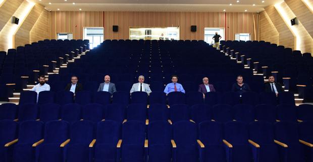 Eskişehir'in en modern salonlarından biri olacak