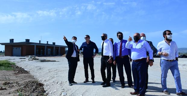 Eskişehir'in yeni çekim merkezi olacak