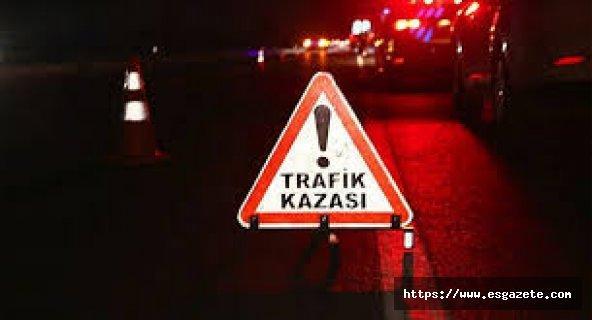 Hem trafik kazası hem de ölüm sayısı azaldı