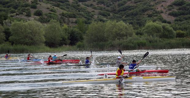 Kano Türkiye Kupası Yarışları Eskişehir'de
