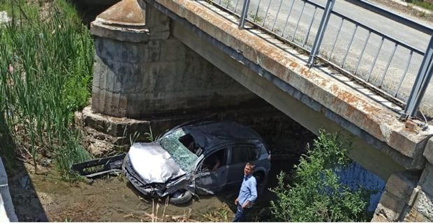 Korkunç kaza: 3 yaralı