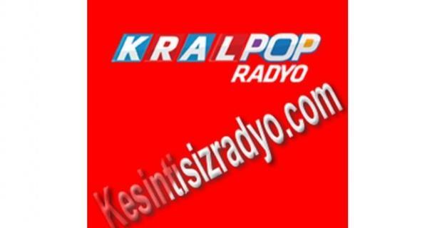 Kral Pop canlı dinle online radyolar