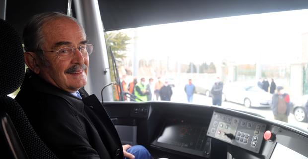 Kumlubel tramvay seferleri başlıyor