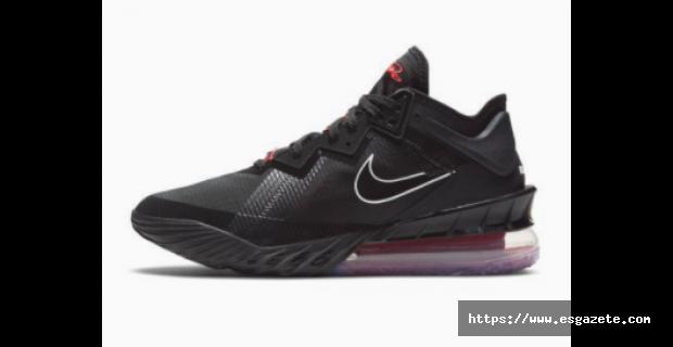 Nike Basketbol Ayakkabısı ile Smacı Basın
