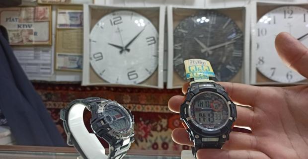 Su geçirmez saatlerin satışı arttı