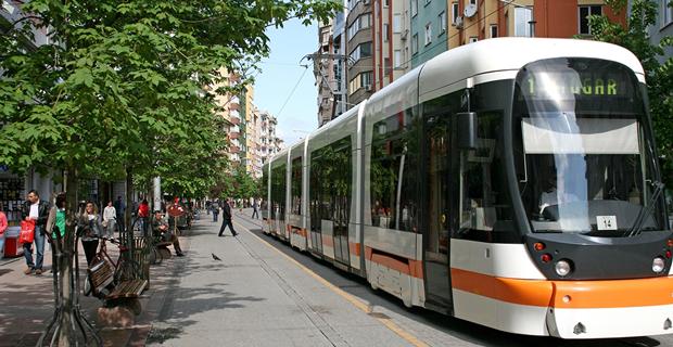 Tramvay Pazar Günü Çalışacak