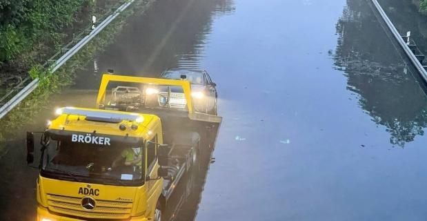 Almanya'da sel felaketi: En az 5 ölü
