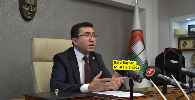 Baro tüm siyasi partilerden imza isteyecek!