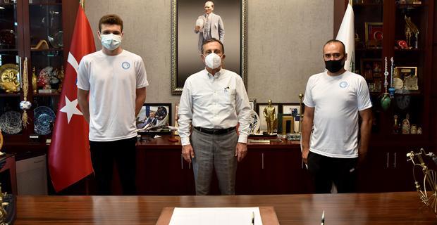 Başkan Ataç: Bu Gurur Eskişehir'in