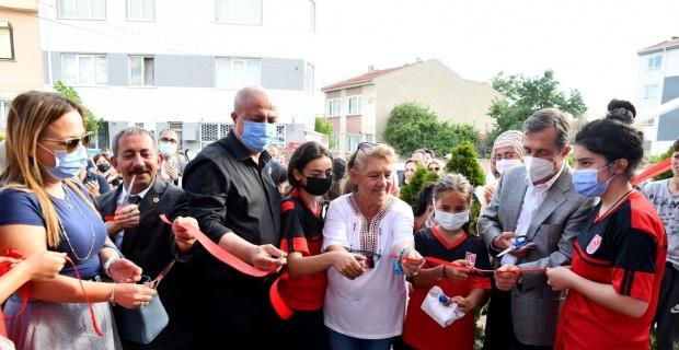 Esentepe Mahalle Muhtarlığı hizmet binası açıldı