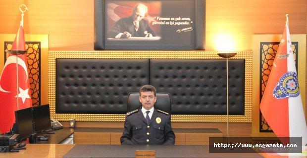 Eskişehir'e yeni emniyet müdürü