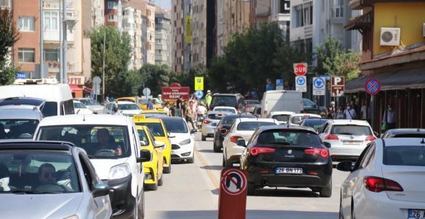 Eskişehir'in trafik sorunu çözülemiyor