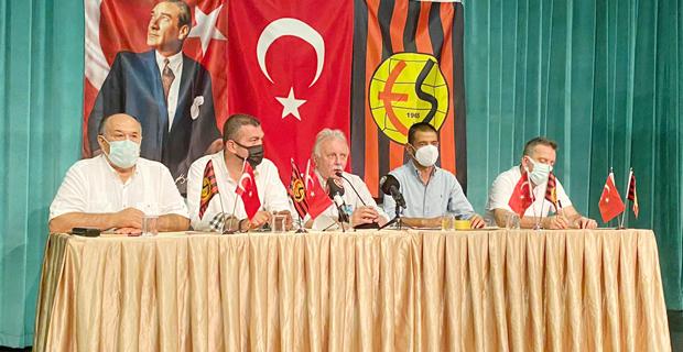 Eskişehirspor kongresi yine ertelendi