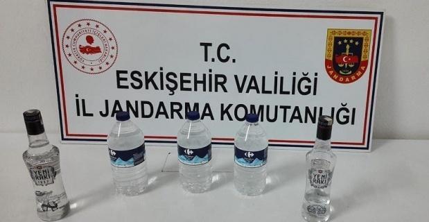 Etil alkolden operasyonu