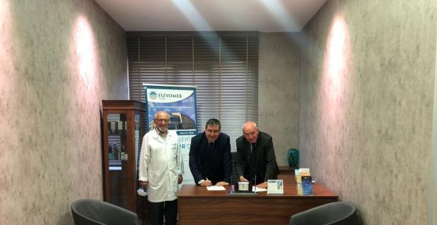 Fizyomer ve SEV arasında protokol imzalandı