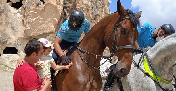 Frig Vadisi'nde atlı jandarmalar görev yapacak