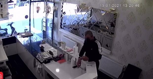 Güpegündüz hırsızlık