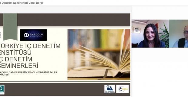 İİBF ve TİDE iç denetim seminerleri tamamlandı