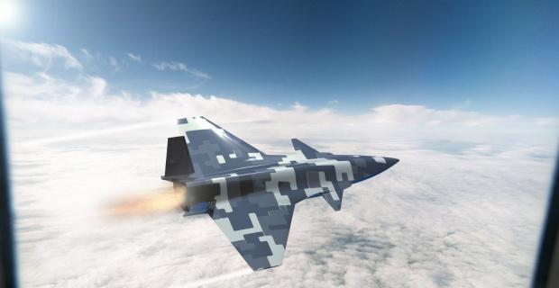 İşte Türkiye'nin insansız savaş uçağı