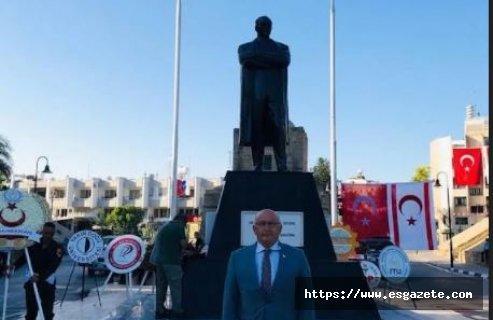 Kıbrıs Türklerinin her zaman yanında olacağız