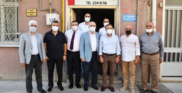 Ataç'tan Sivrihisar Eğitim Vakfı Ziyareti