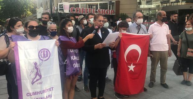 Atatürk'ün devrimlerini koruma görevimizin başındayız