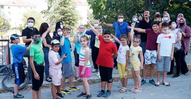 Kütahya'da ağaç katliamına protestolar sürüyor