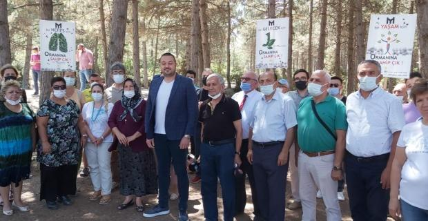 Orman yangınlarında AKP sınıfta kaldı