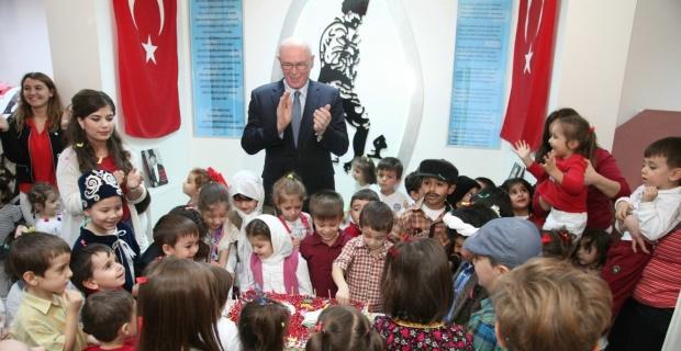 Osmangazi 'ye Oyunpazarı kreşi açılıyor