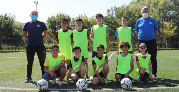 Yaz spor okullarına büyük ilgi