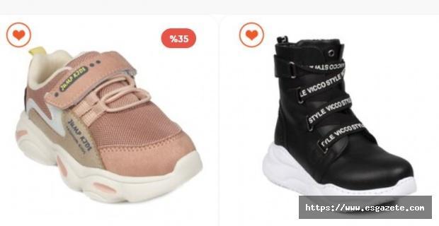 Çocuk Ayakkabısı Modelleri ve Fiyatları İçin ayakkabionline.com!