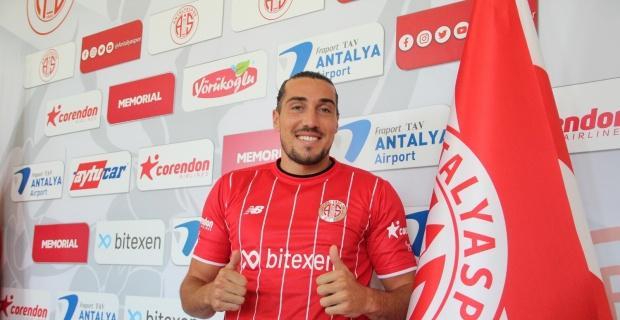Crivelli Antalyaspor'da