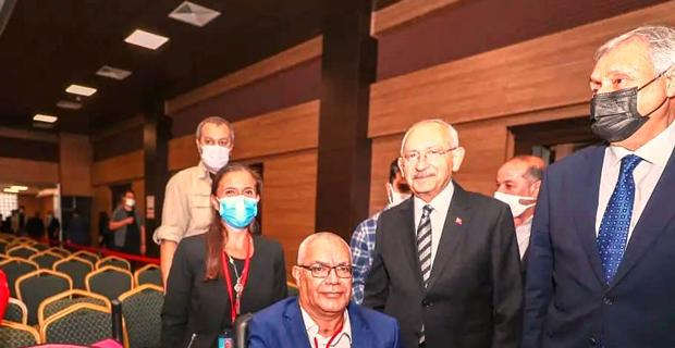 Engelli vatandaşların sorunlarını Kılıçdaroğlu'na bildirdi