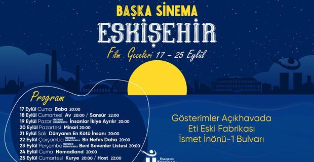 Eskişehir film geceleri başlıyor