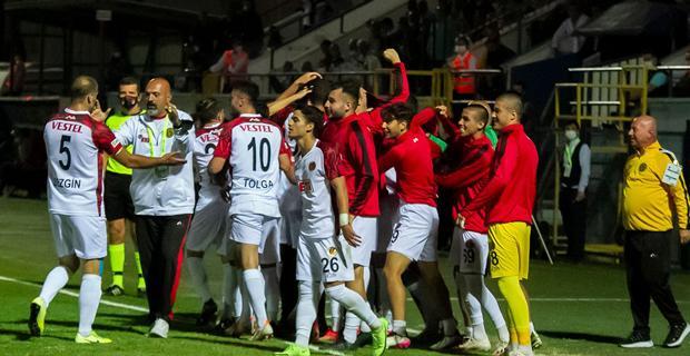 Eskişehirspor 3 puan ile başladı