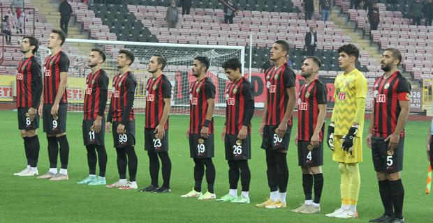 Eskişehirspor dağıldı: 2-6