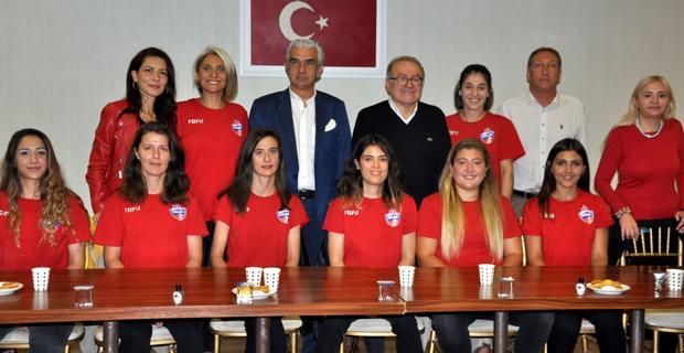 İÇEM Vakfı Hentbol Kulübü kuruldu